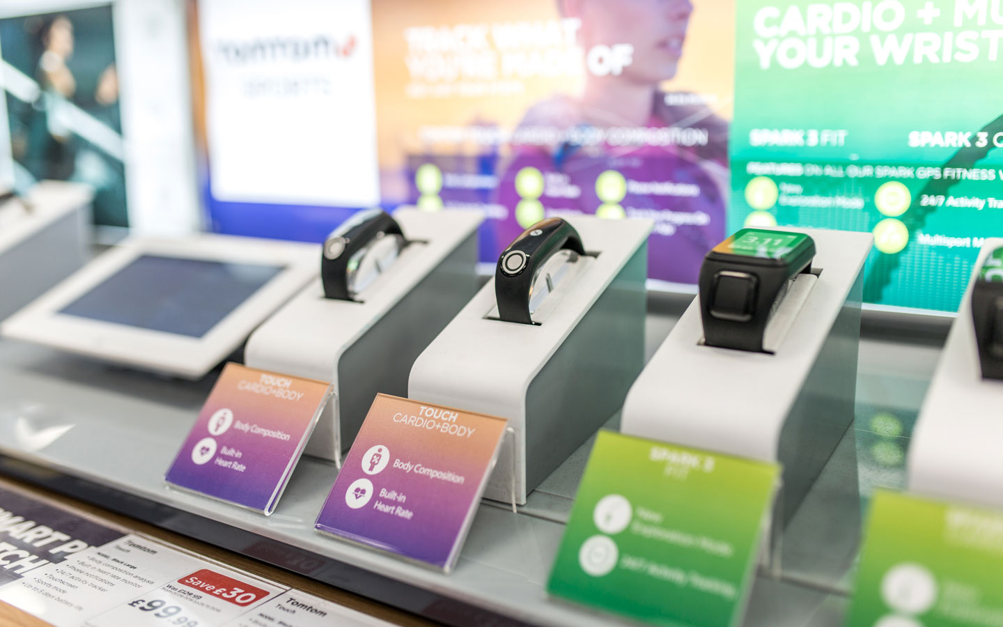 Rudi Group Currys In Run Wearables